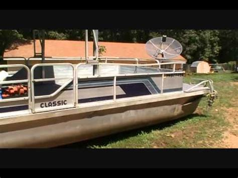 trussville lowes 1988 lowe pontoon boat images