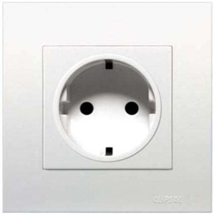 Stop Kontak Clipsal Vivace stop kontak arde vivace schuko jababekaelektric