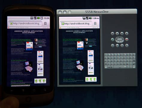 tutorial android virtual device common android virtual device configurations