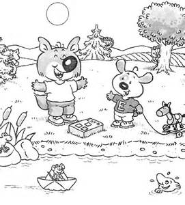 Pin coloriage mini loup wiew page page 2 on pinterest