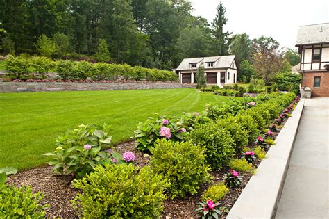 Formal Gardens Cording Landscape Design New Jersey Formal Garden Design