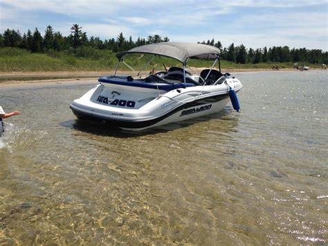 sea doo boats challenger sea doo challenger 1800 boat for sale from usa