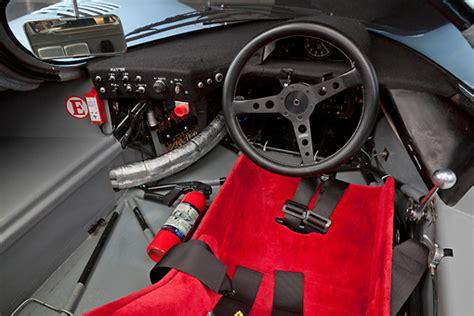 porsche 917 interior gulf car stock photos kimballstock