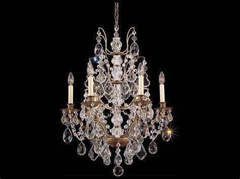 schonbek chandelier schonbek bordeaux six light 22 wide chandelier s55770
