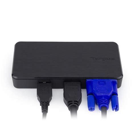 Targus Usb Multi Display by Targus Usb Multi Display Adapter Black Previously