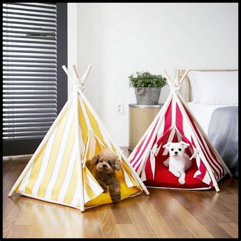 dog teepee house tipi teepee tent dog house pets pinterest teepees