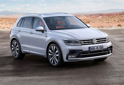 volkswagen tiguan 2016 red vw tiguan review parkers