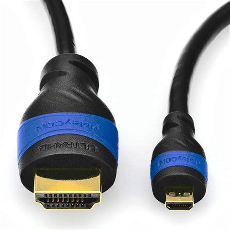Dijamin Kabel Hdmi To Hdmi Hdtv 3d hdmi kabel mini hdmi micro hdmi dvi ethernet 4k uhd 3d hd