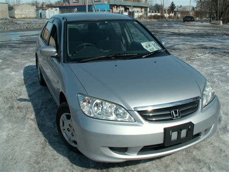 how petrol cars work 2004 honda insight electronic toll collection 2004 honda civic ferio photos 1 5 gasoline automatic for sale