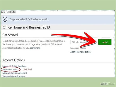 Msn 365 Login How To Install Office 2013 And Office 365 11 Steps