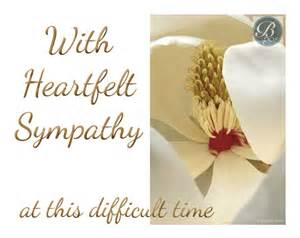 heartfelt sympathy sympathy card printable instant