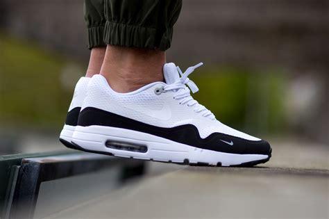 Nike Air Max Airmax For nike air max 1 ultra essential black white