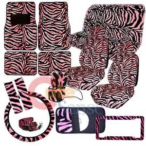 Zebra Seat Covers For Car Car Accessories Zebra Car Accessories Walmart