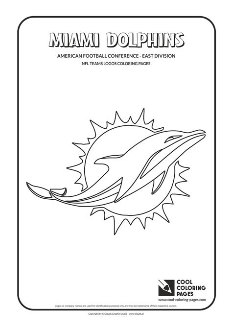 miami dolphins coloring pages coloring pages