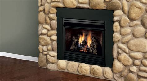Vented Propane Fireplace Inserts With Blower by Monessen Dis33 Vent Free Fireplace Insert