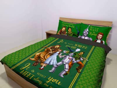 wizard of oz bedding the wizard of oz duvet cover bedding set king queen