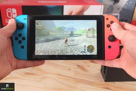console portatili nintendo test nintendo switch enfin une console audacieuse