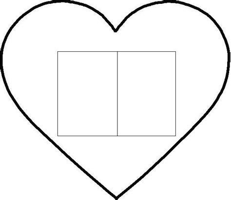 imagenes de corazones infantiles para imprimir plantillas de corazones grandes imagui