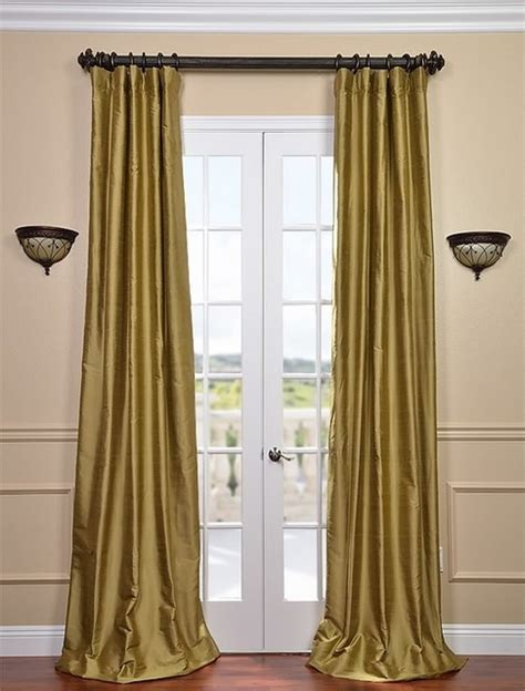 how to dust curtains gold dust thai silk curtains traditional curtains
