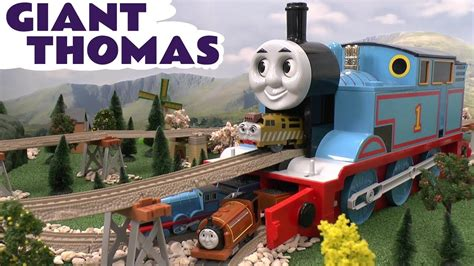tomy storage giant thomas  friends kids toy train