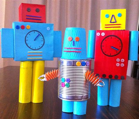 pin by heather mcbride on projects to try pinterest getting some ideas for amiaya s recycled robot project for