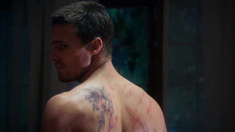 oliver queen tattoo back arrow images oliver queen hd wallpaper and background