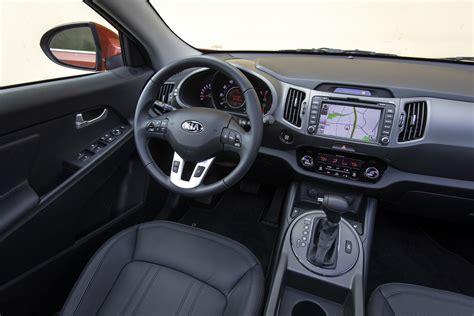 Sportage Kia Interior Image Gallery Sportage Interior