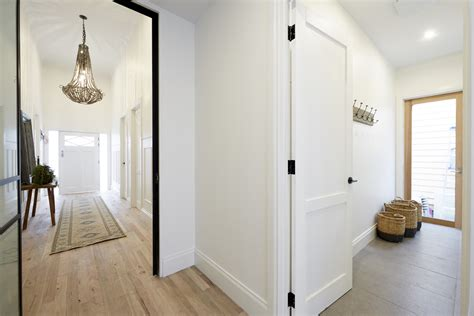 elyse home design inc the block 2017 hallway laundry reveals