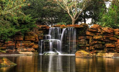 beautiful waterfalls beautiful waterfall wallpapers wallpaper cave