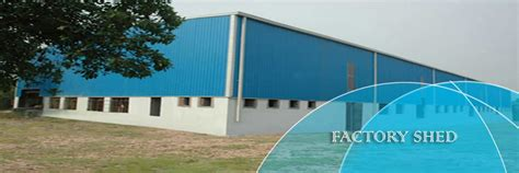 Shed Factory by Roofing Contractors In Chennai Industrial Roofing
