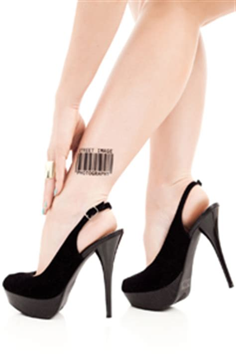 barcode tattoo on ankle new barcode tattoo idea on ankle for women tattooshunt com