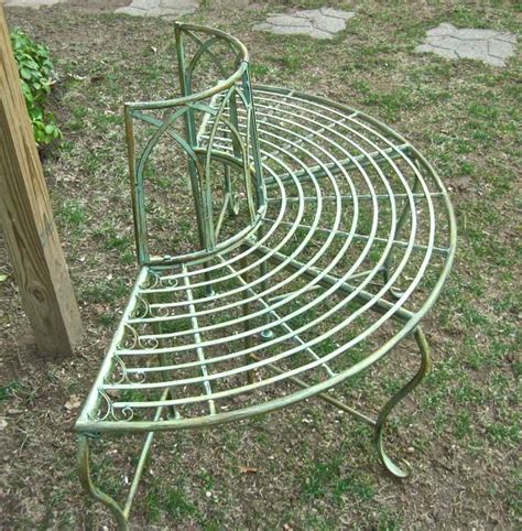 bathroom discount munster road wrought iron circular tree bench 28 images 1 2 round