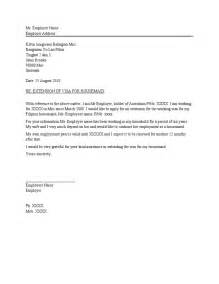 Certification Extension Letter example letter for maid visa extension malaysia