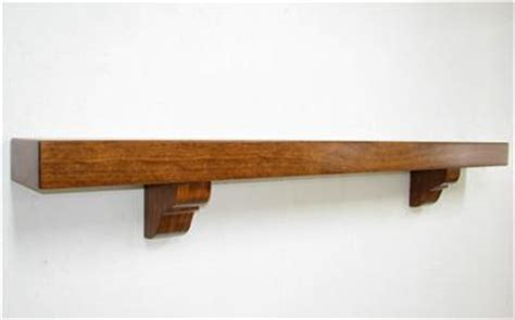 Mantle Brackets Mantel Fireplace Shelf Mantel Cherry With Brackets