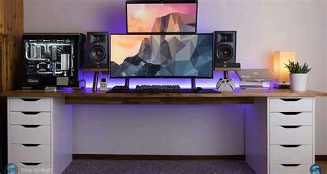 escritorios gamer las 25 mejores ideas sobre escritorio gamer en pinterest