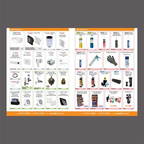 Barco Plumbing Supply by Barco The Product Marketing Company