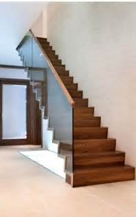 Glass Stairs Banisters Best 25 Glass Stair Railing Ideas On Pinterest