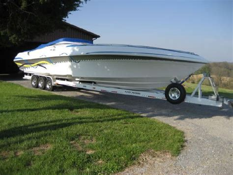 black thunder boats for sale by owner 2002 black thunder 460 ec boats yachts for sale