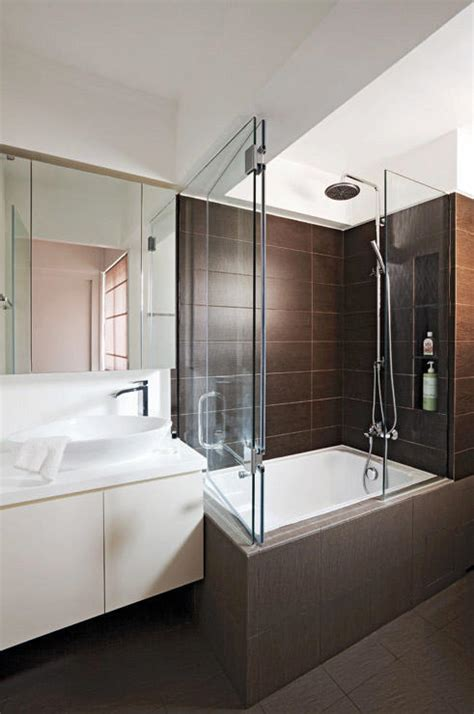 Bathtub Singapore Hdb by 7 Hdb Bathrooms That Are Both Practical And Luxurious
