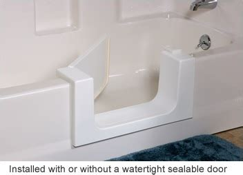 combining accessible bathing solutions  conversion kits seniortubscom