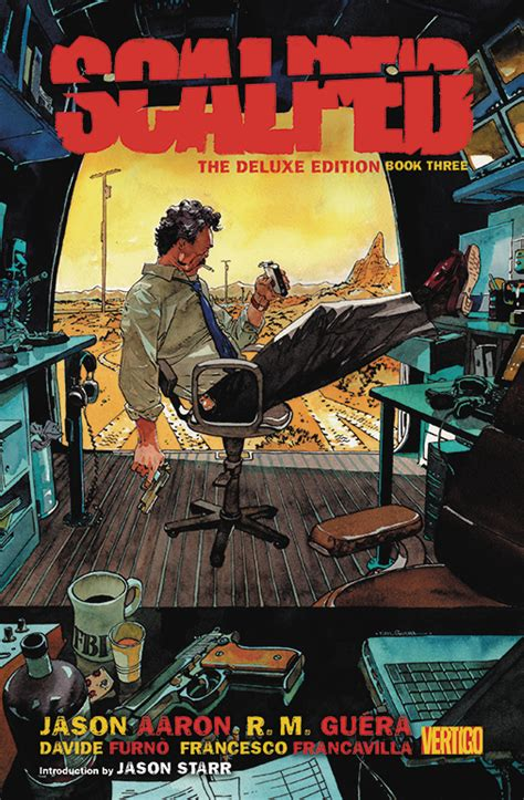 scalped deluxe edition hc 1401263631 aug150295 scalped hc book 03 deluxe edition previews world