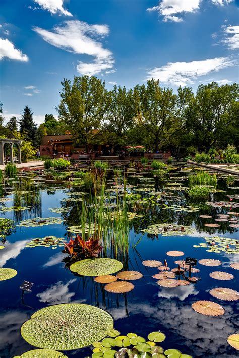 botanic gardens in denver colorado image free stock