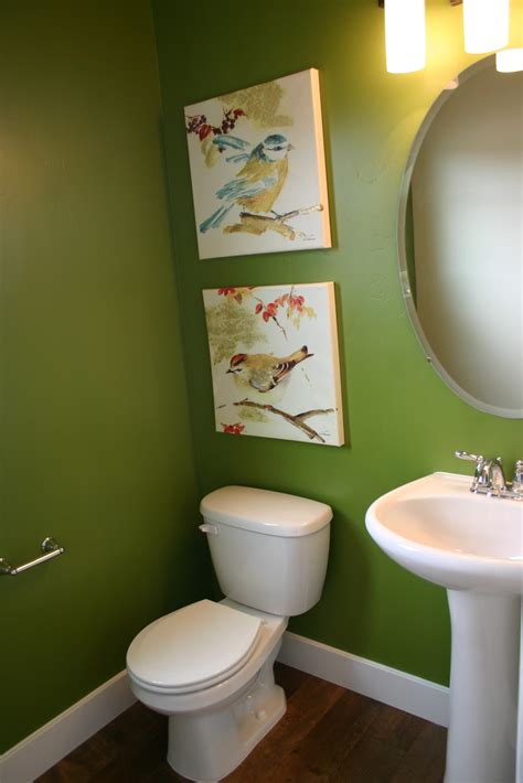 the most popular colors for powder rooms home and office