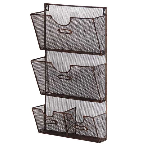 Small Rack by Small Aged Wall Pocket Rack Hydes Interiors