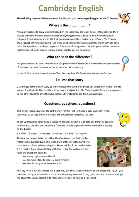 english talking themes cambridge english teaching activities for may may the