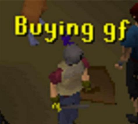 Runescape Meme - tfw no gf runescape know your meme
