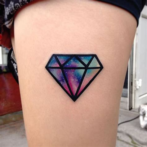 black diamond tattoo designs 21 expertly executed diamond tattoos tattooblend