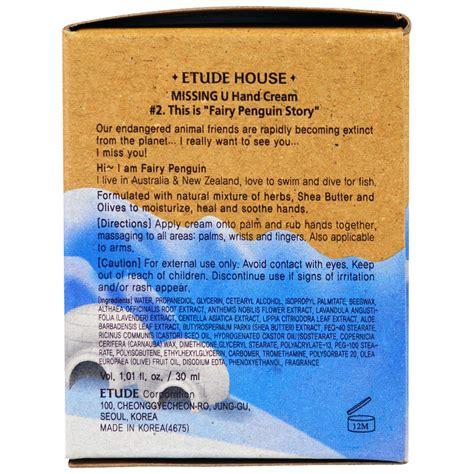 Etude House Missing U etude house missing u 2 penguin 1 01 fl oz 30 ml iherb