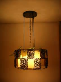 Hanging Lamps For Bedroom Rustic Looking Lights Decosee Com