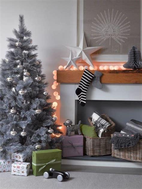 ideen für wohnzimmergestaltung balkon dekor weihnachten